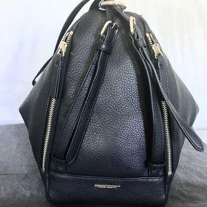 Vince Camuto leather convertible shoulder bag